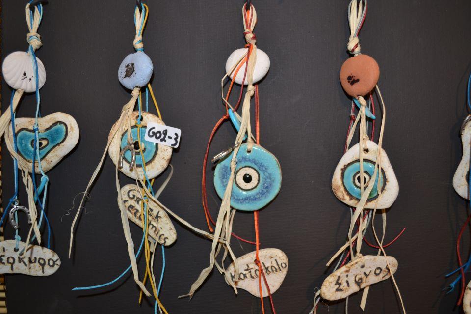 """Efharis"" handcrafted pottery by Eri Paltoglou"