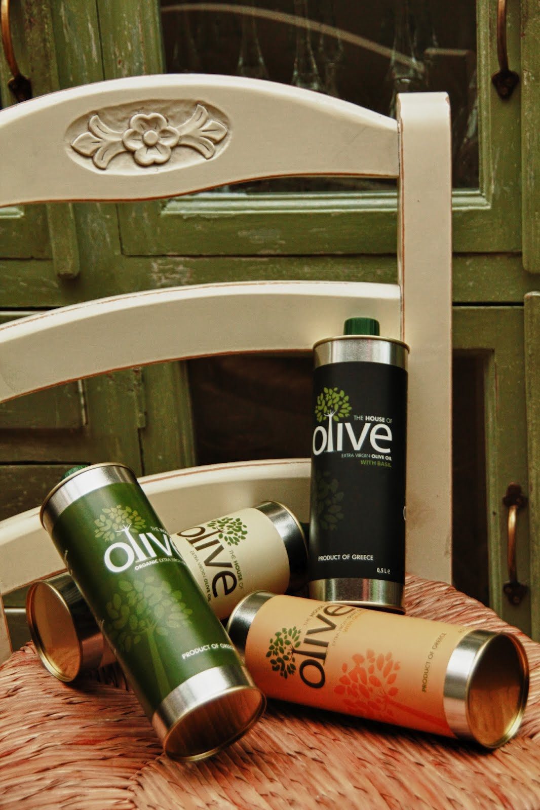 The House of Olive