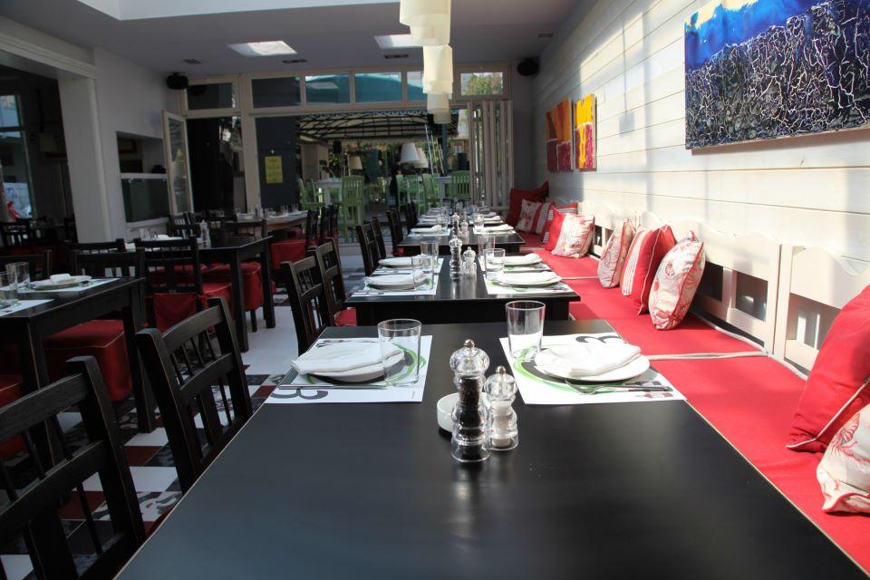 Omega 3 | Ω3 Seafood Restaurant Thessaloniki