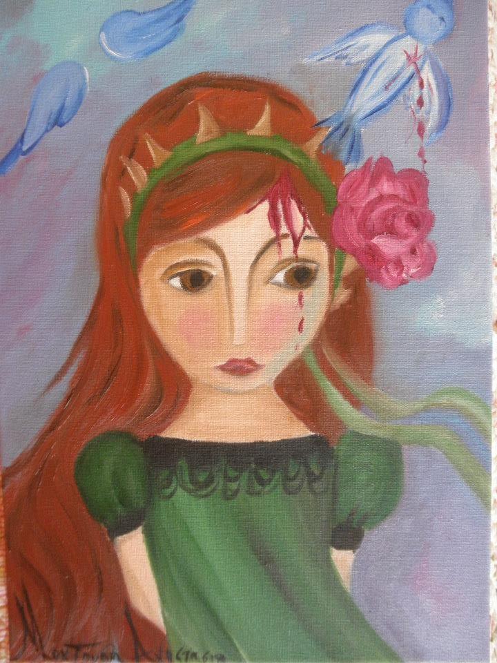 """Anastasia Moutousi - Little stories""""."""