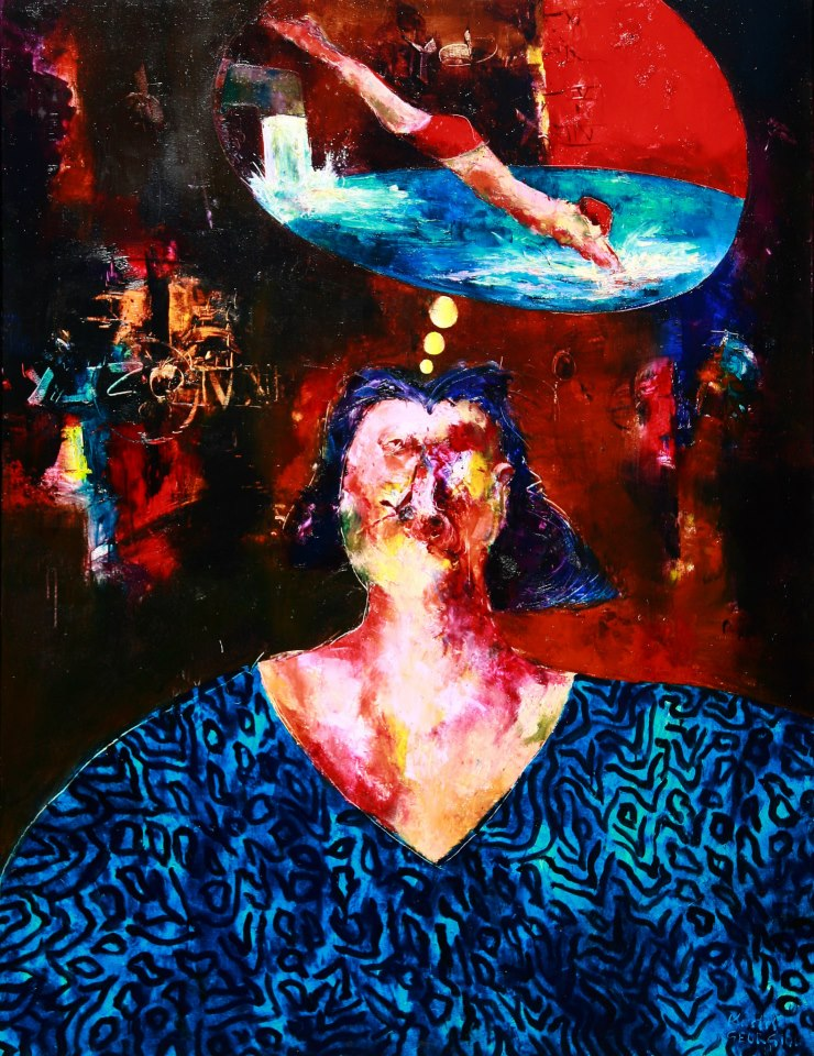 Kostis Georgiou artist