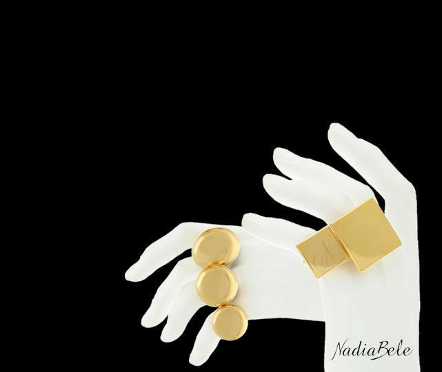 Nadia Bele Art jewellery