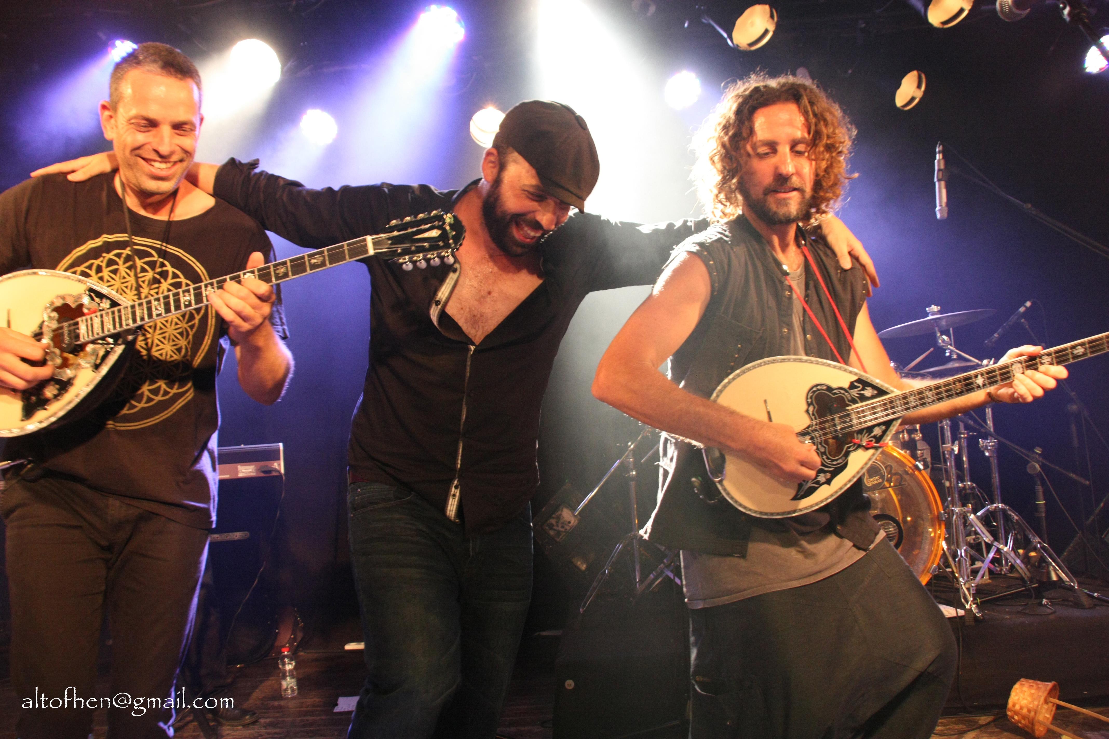 Yiamas'' A musical bridge between Greece and Israel    Living