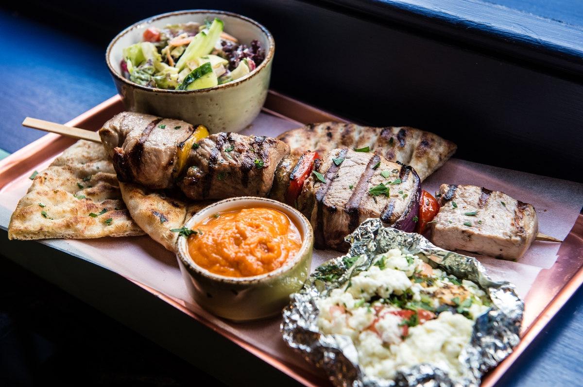Suvlaki An Athenian Grill At London City Living