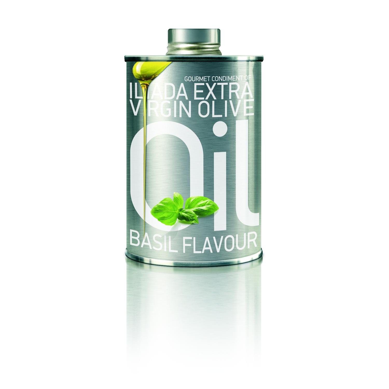 ILIADA extra virgin olive oils