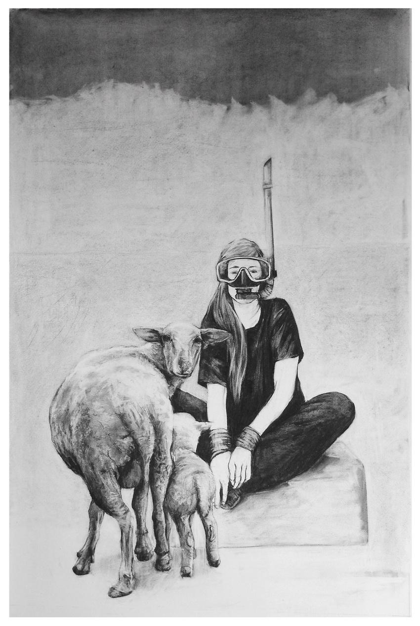 Anna Ampariotou Visual Artist