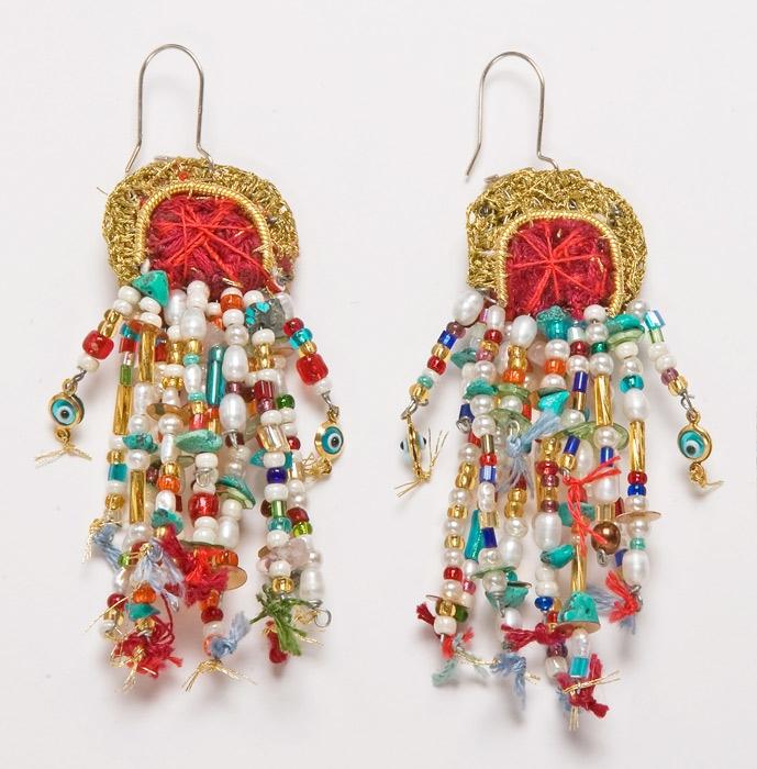 Voula Karampatzaki Jewellery Designer