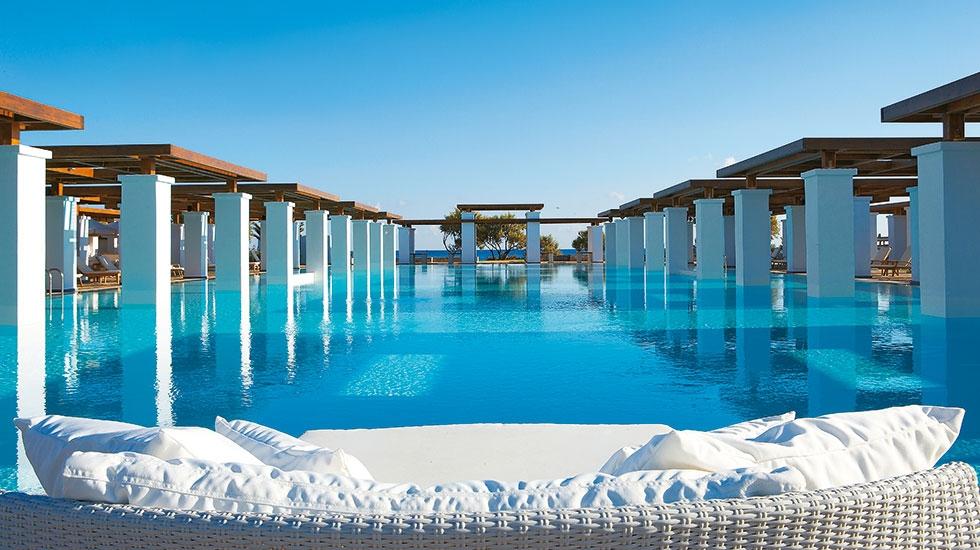 Amirandes Grecotel Exclusive Resort.