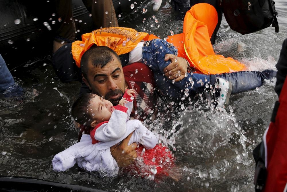 Guardian photographer of the year 2015: Yannis Behrakis