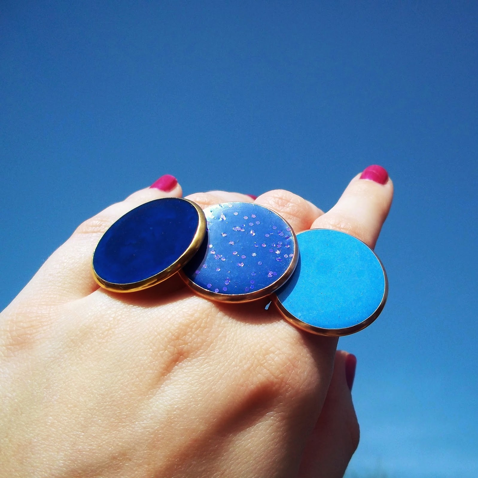 ''Art of π'' handmade jewellery by Karolina Papageorgiou