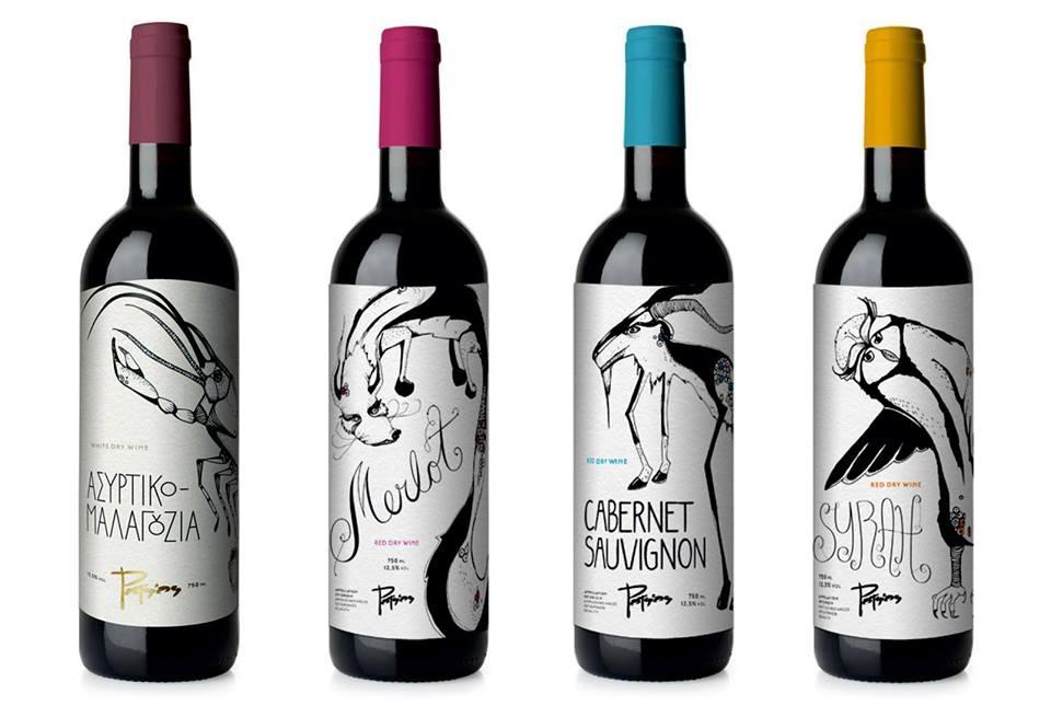 Potsios wines.