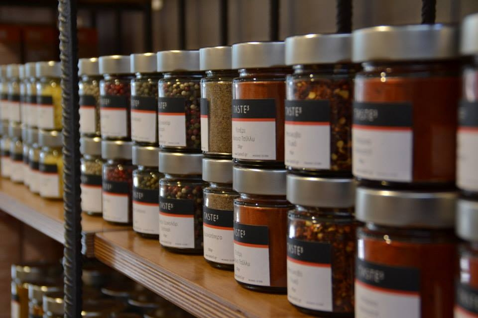 ''Taste 3'' Food products in Nafplio