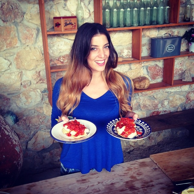 Marilou Pantaki Food Blogger and Head Cook answers in 10 questions.