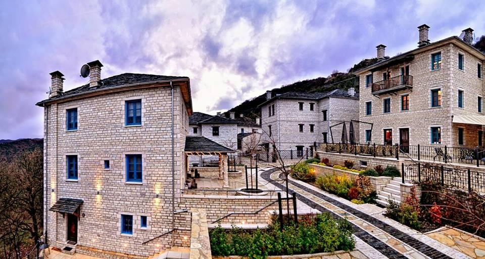 Zagori Suites - Luxury Boutique Hotel - Zagorochoria Ioannina