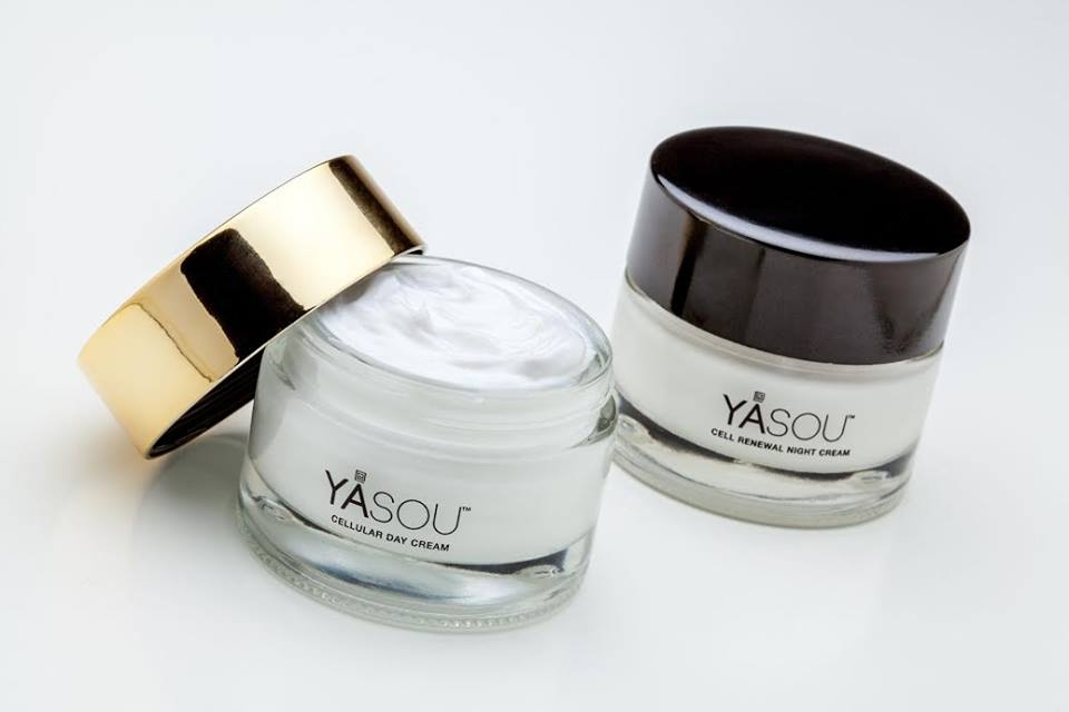 Theodora Ntovas  founder of YASOU skin care cosmetics answers our questions.
