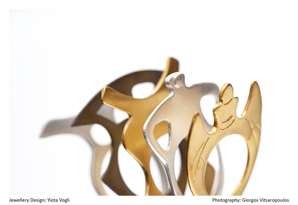 Yiota Vogli visual artist-jewelry designer