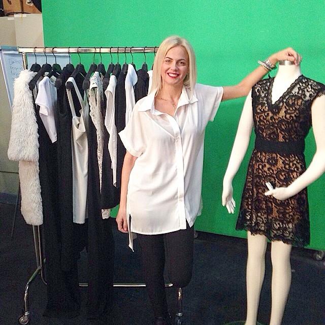 Christina Kontova fashion designer,answers in 10 questions.