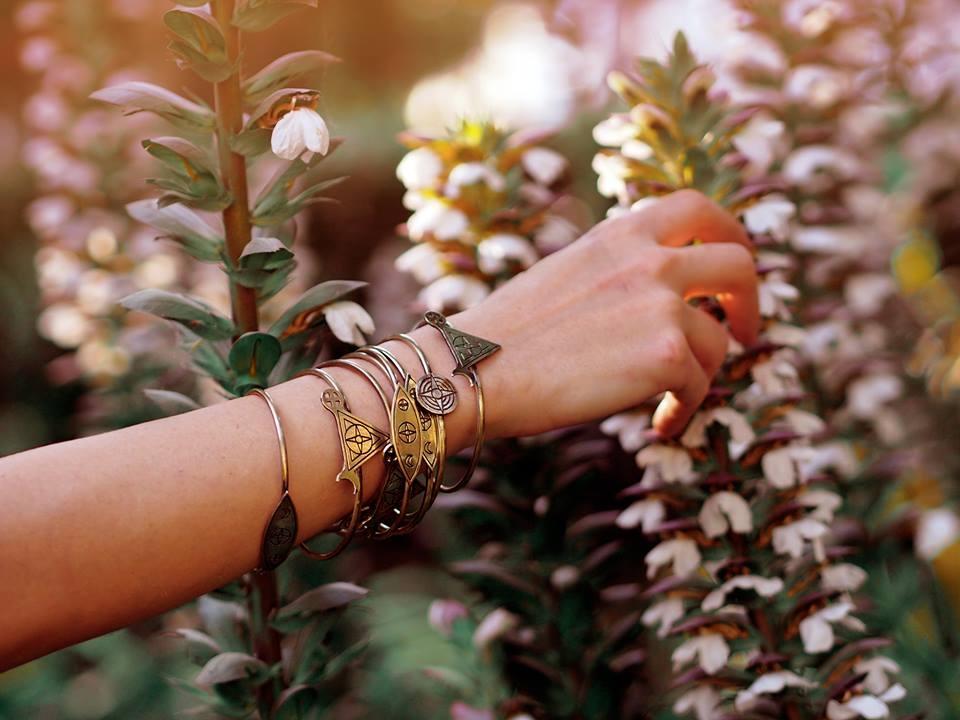 ''Sanktoleono'' Jewellery