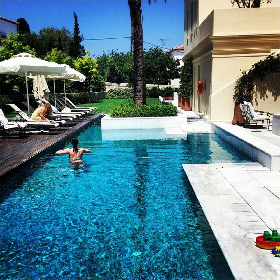 Poseidonion Grand Hotel- Spetses island