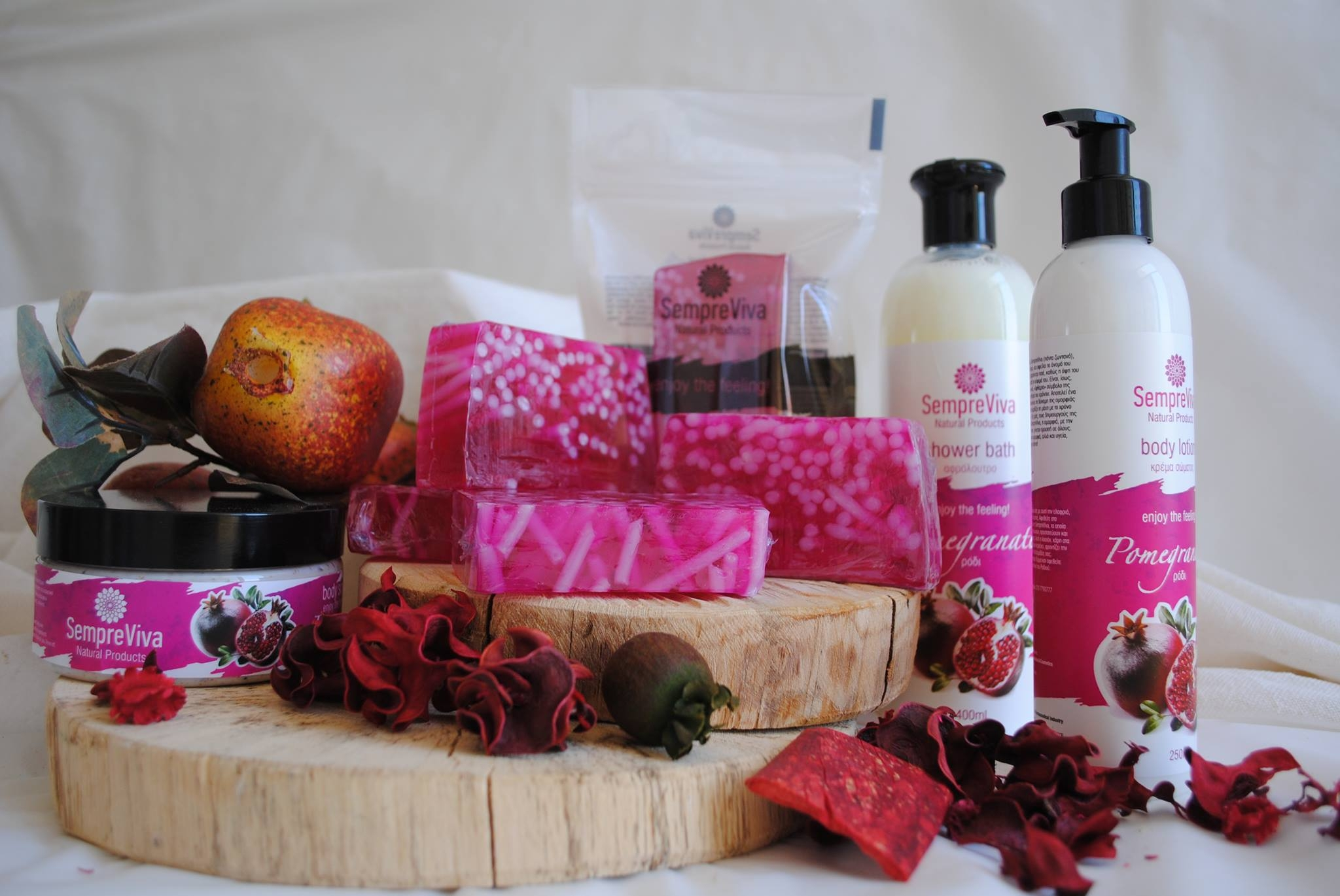 Sempre Viva Natural Products.