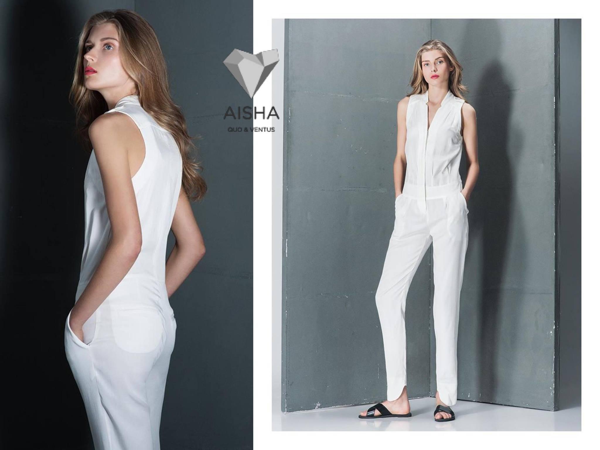 Aisha Diri Fashion Designer