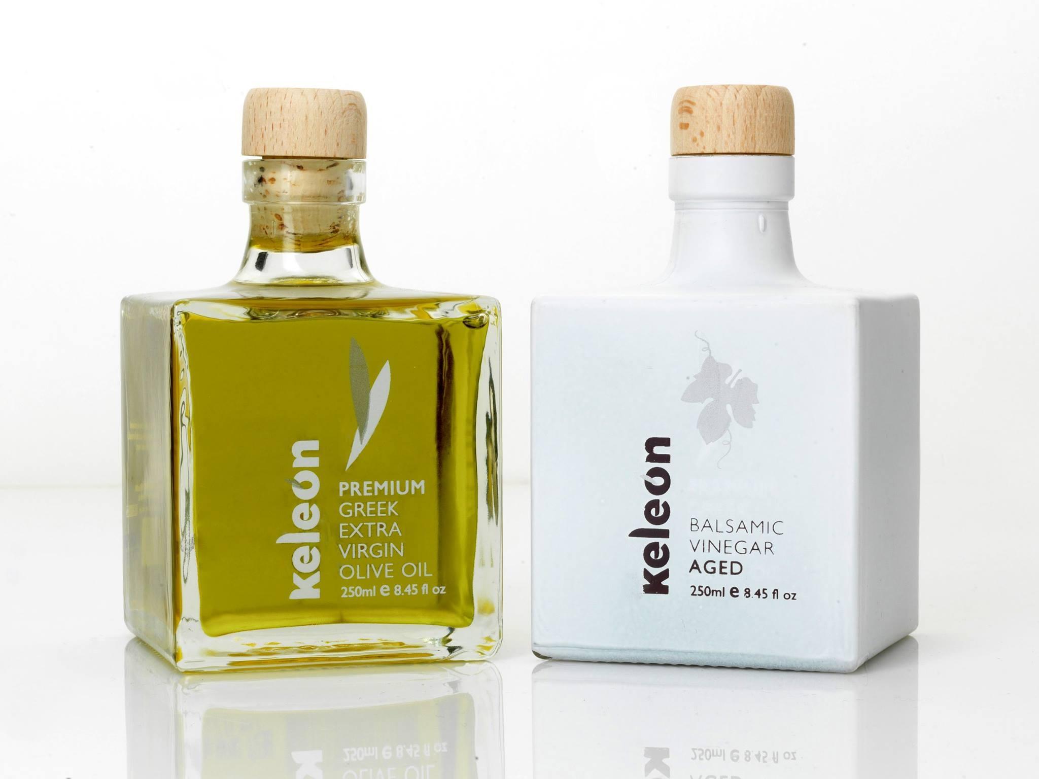 ''Keleon'' Premium Extra Virgin Olive Oil