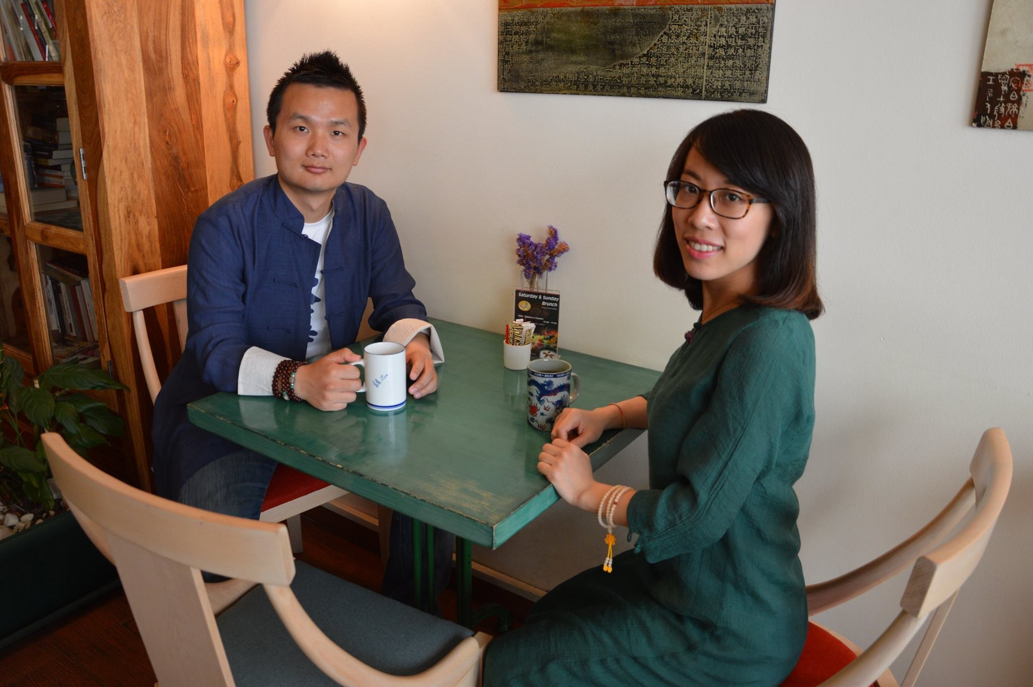 Kevin Miao & Eley Yuan of ''Meet Culture'' share with us their concept, a real unique concept.