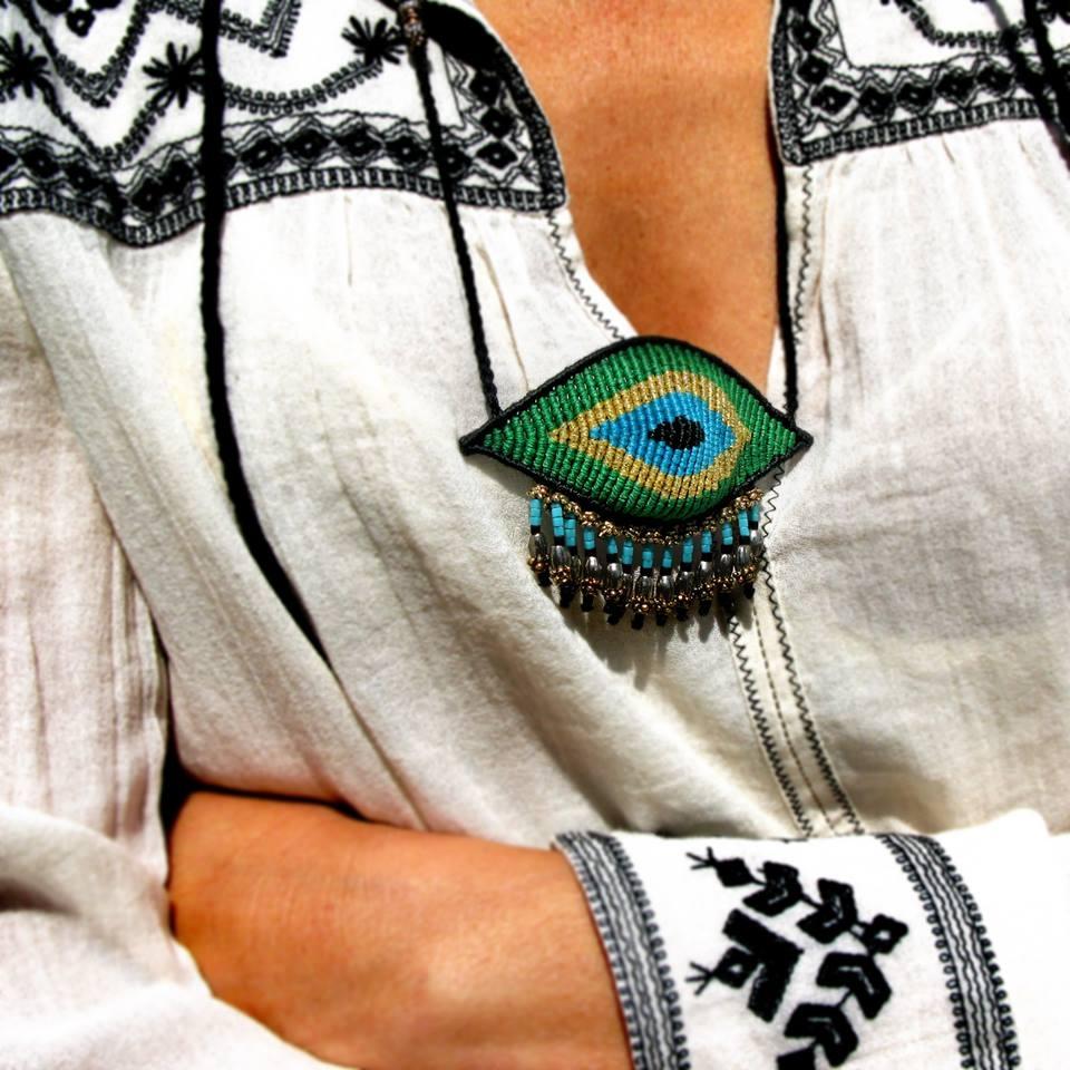 Zoe Kompitsi bracelets and more...