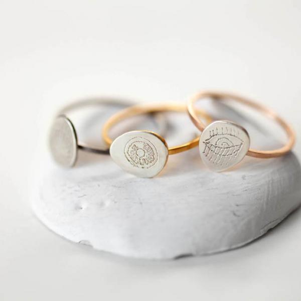 Pavlina Verouki Concept Jewellery.