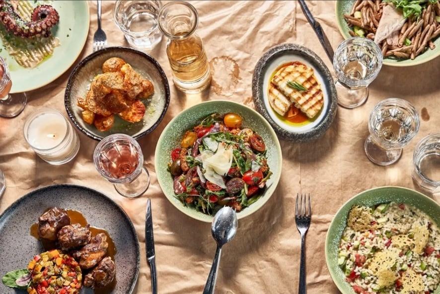 Thespis Restaurant - Plaka, Athens