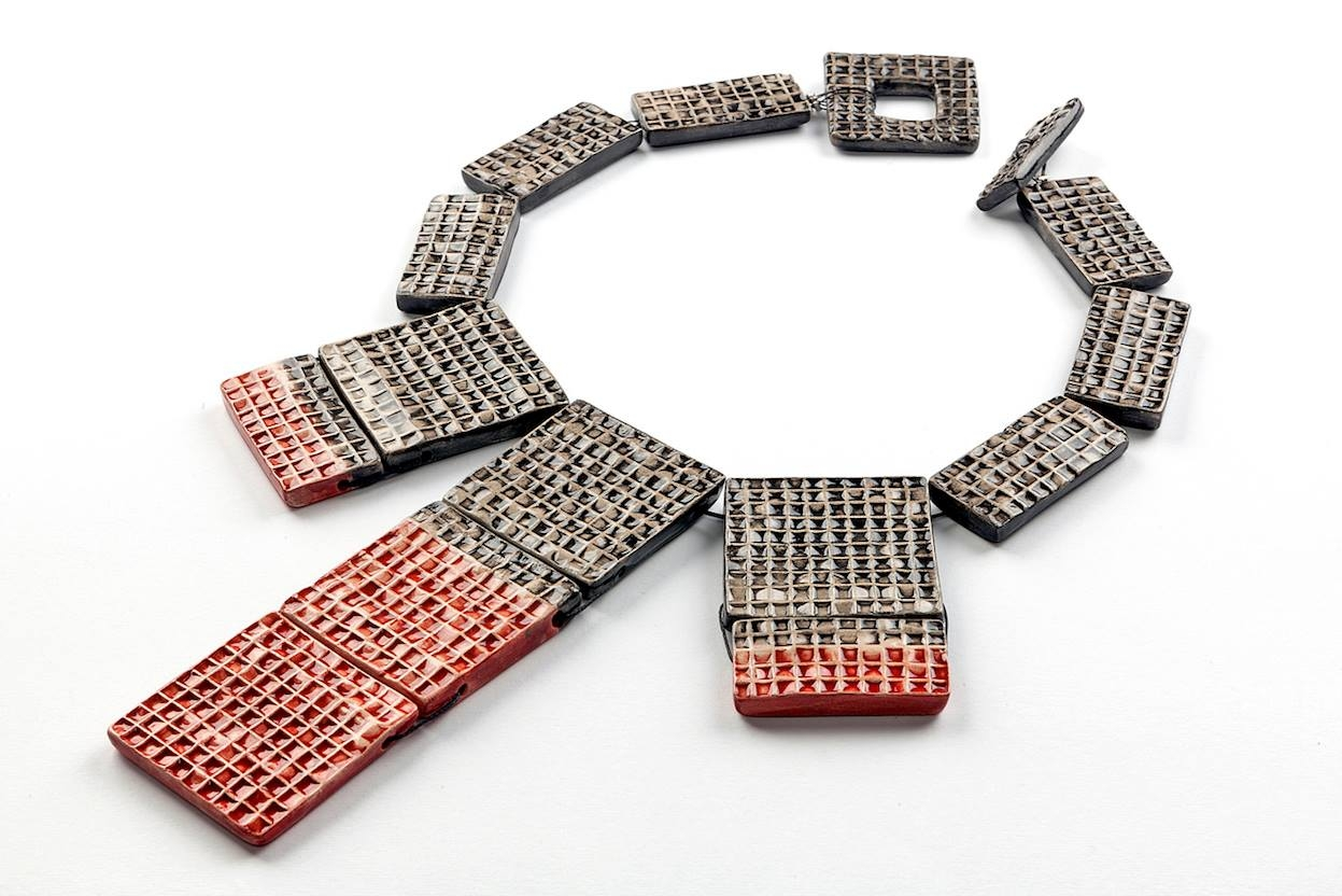 Anna Kitsou Ceramic Jewellery.