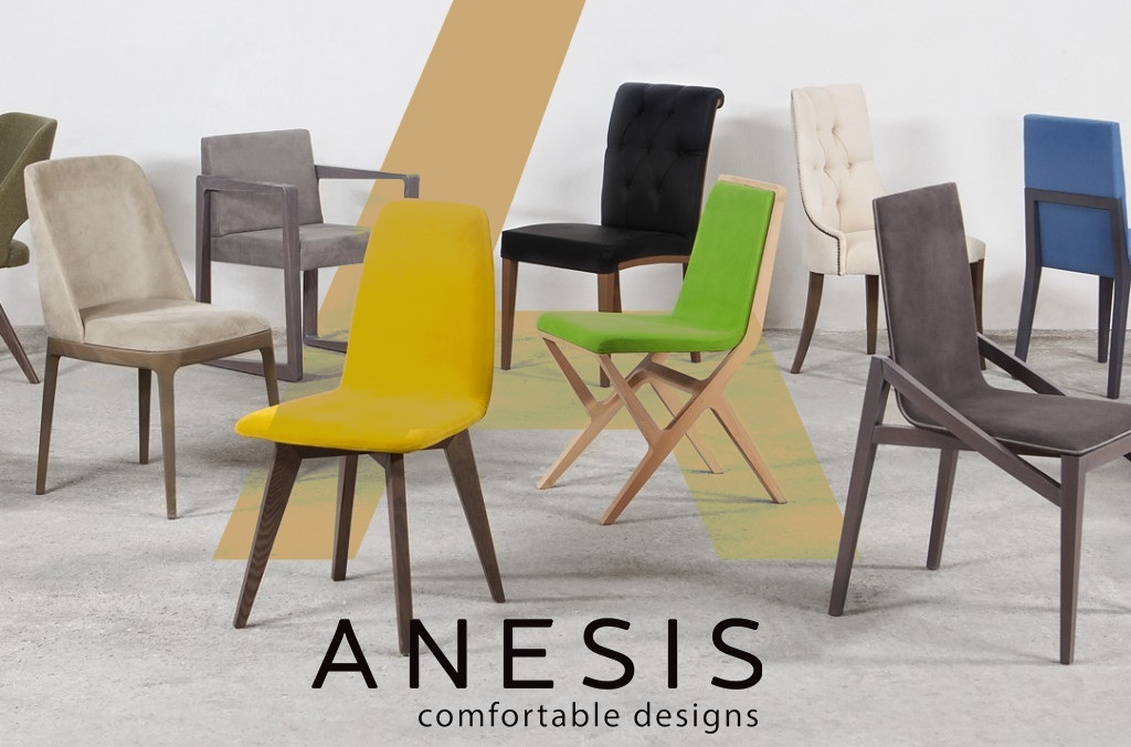 ''Anesis'' comfortable designs.