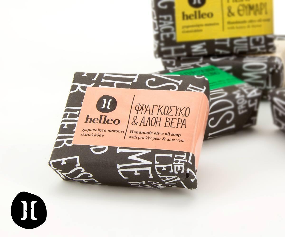 ''Helleo'' Soaps.