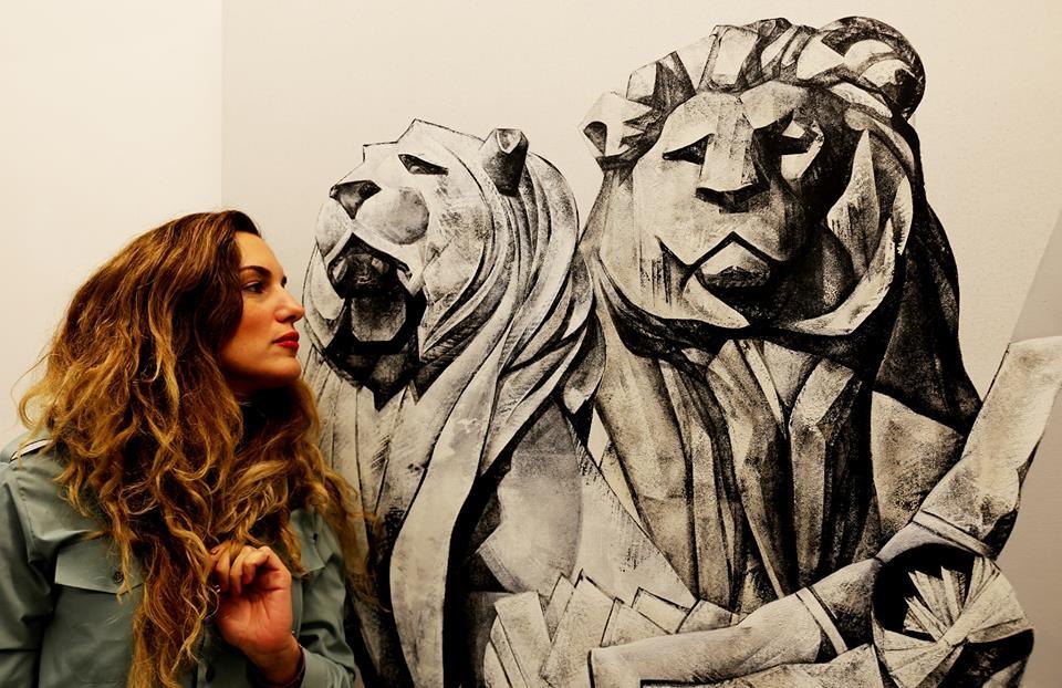 Marianna Katsoulidi artist