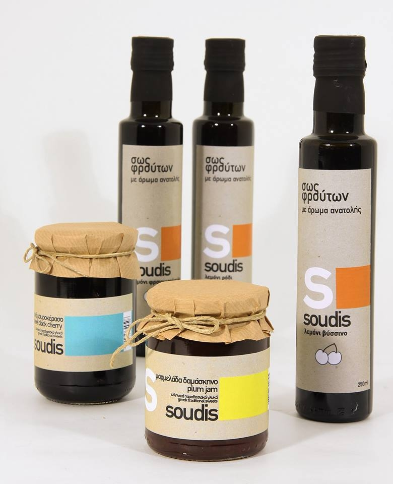 ''Soudis'' traditional products