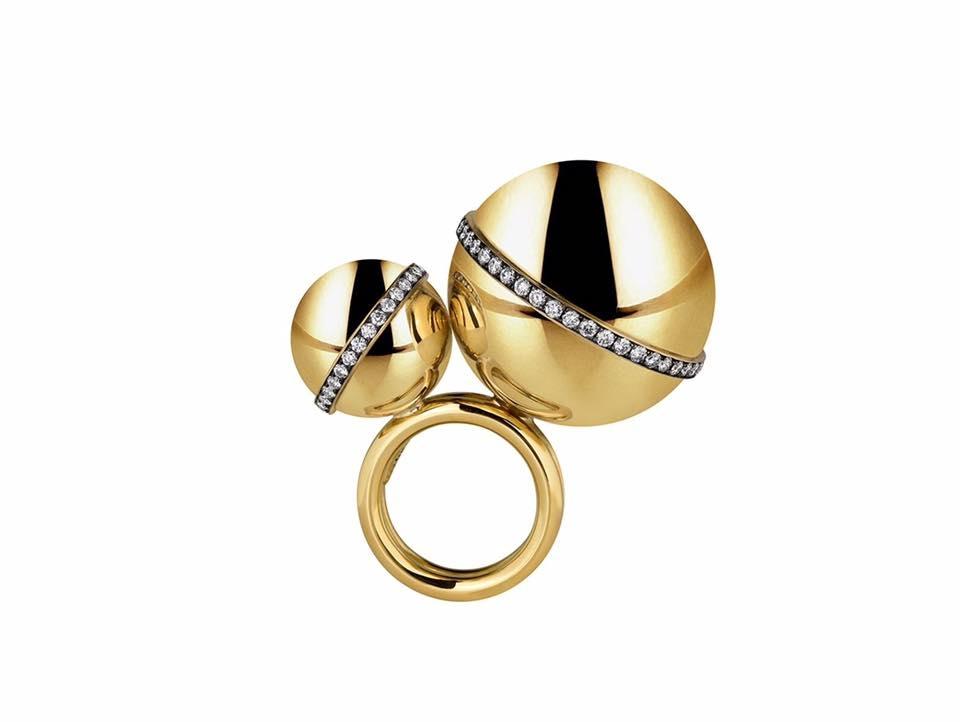 Elena Votsi jewelry designer
