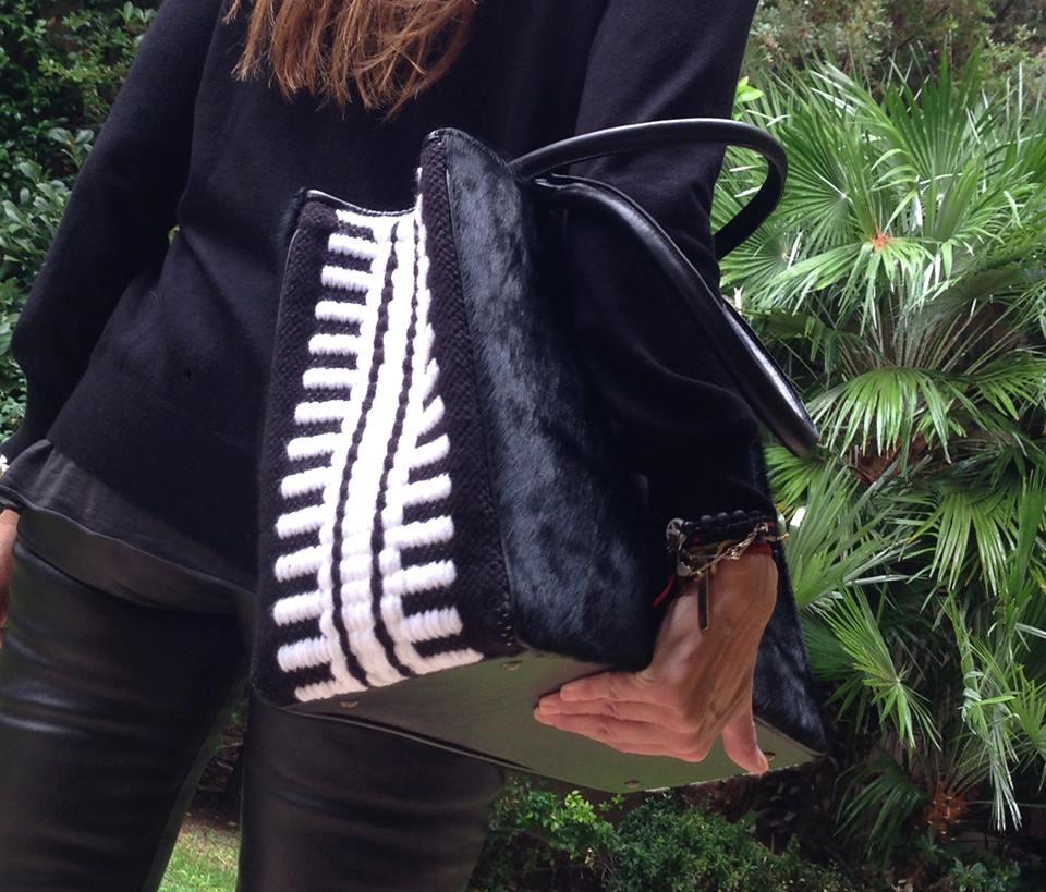 The Tagari Project bags by Natasha Macrymichalou-Mavropanou