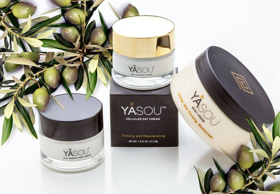 ''YASOU skin care''.
