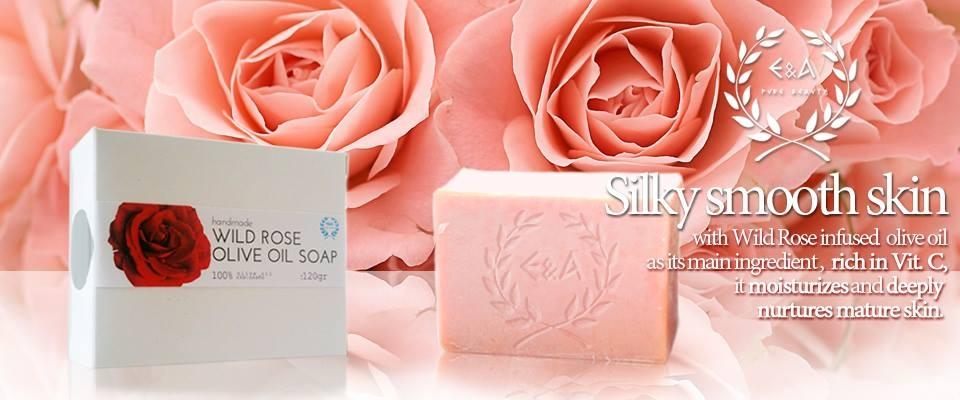 E&A Pure Beauty Greek Handmade Soap & Balms