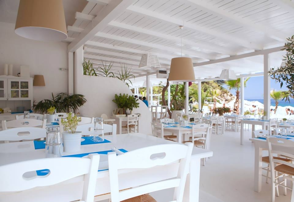 Sea Side Restaurant Manassu Sithonia Chalkidiki
