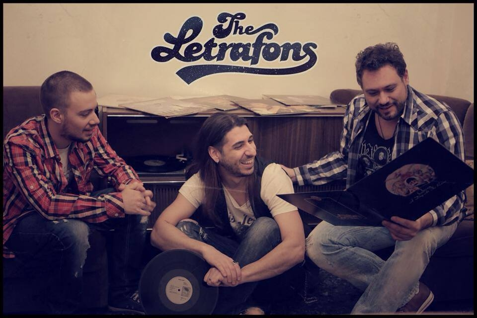 The Letrafons Band.