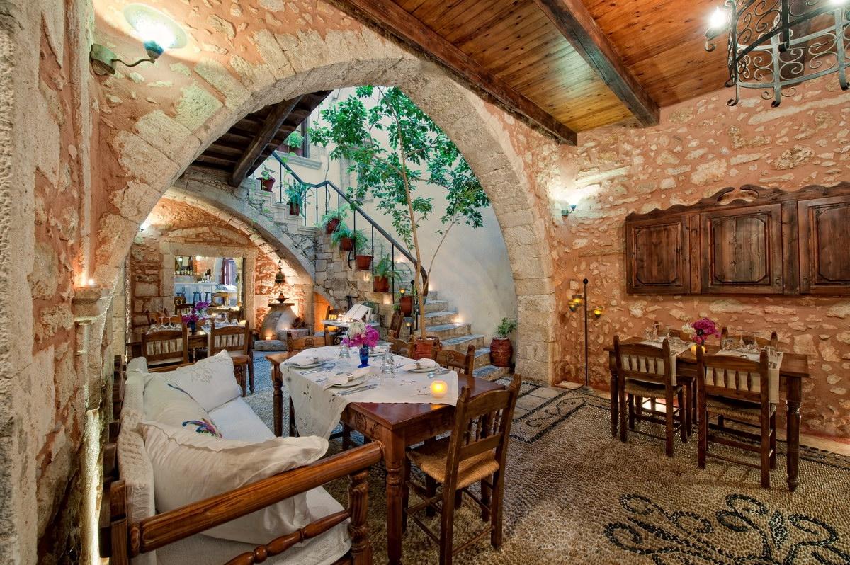 ''Veneto'' - Αrt Hotel and Restaurant, Rethymno.