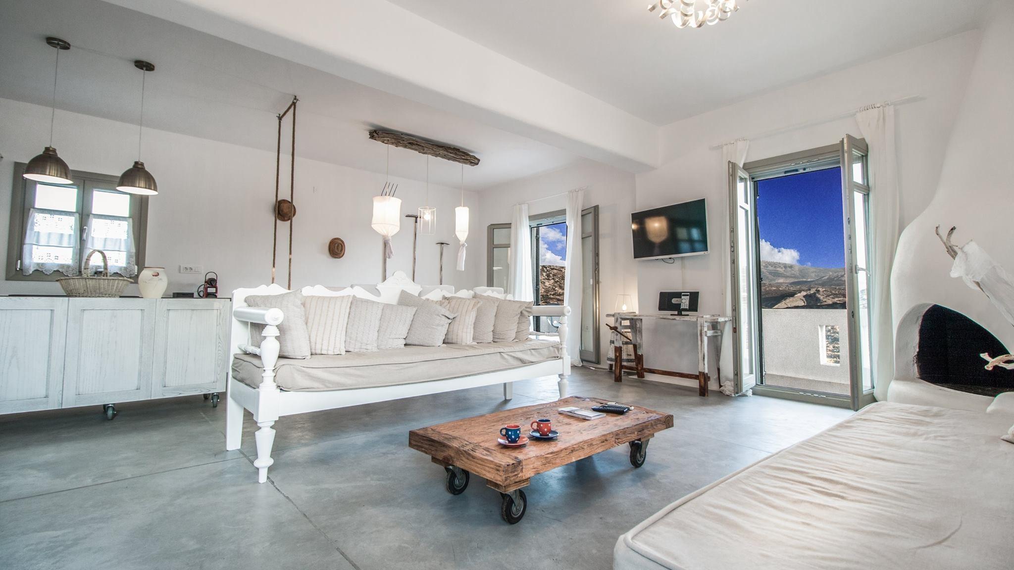 Halcyon Villas - Naxos.