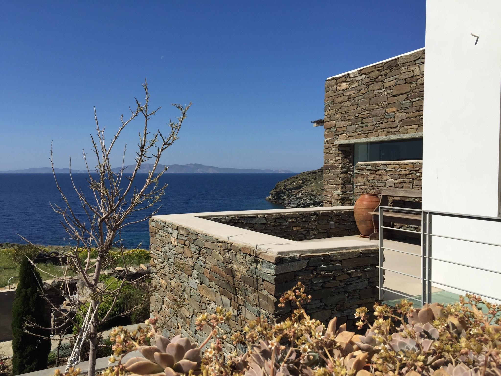 Archipelago-Tinos Sea Front Houses