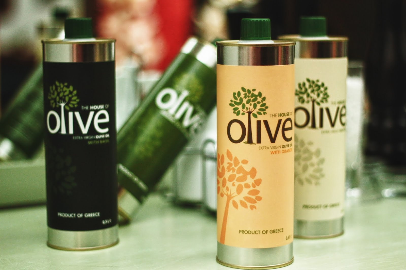 The House of Olive.