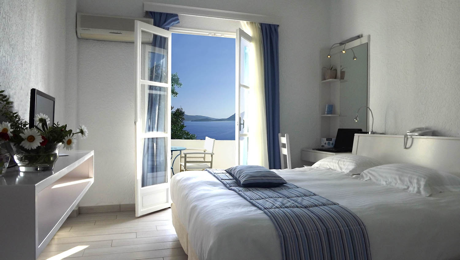 Aegialis Hotel and Spa Amorgos island