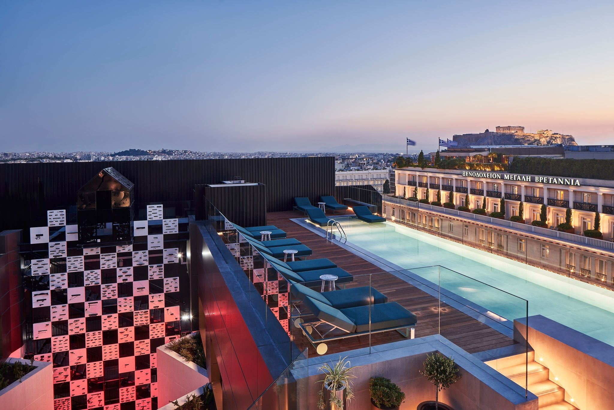 Athens Capital Hotel - MGALLERY Collection. A new era of hospitality in the heart of Athens