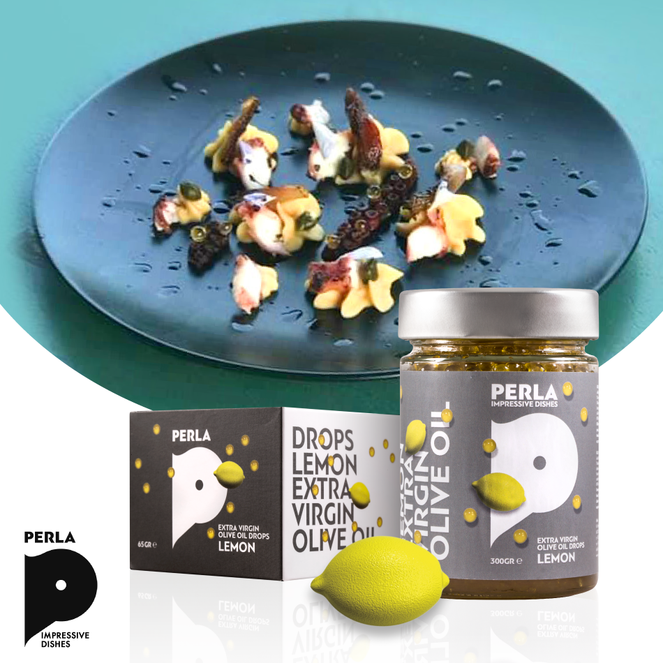 PERLA - Impressive dishes.