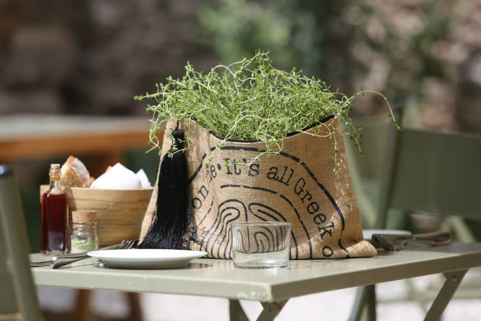 ''It's All Greek On Me'' Contemporary Items with Greek Inspiration