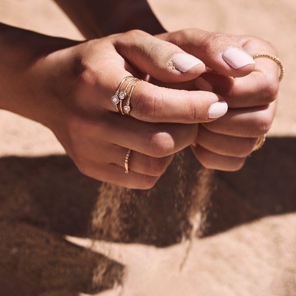 Christiana Kafa jewellery Designer